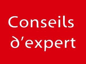 Conseils d'expert