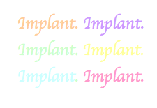 Contraception : l'implant