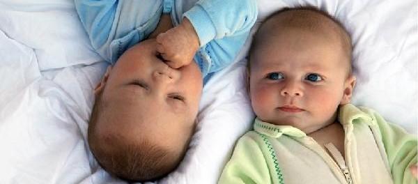 Et si c'était des jumeaux ?