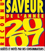 Le label Saveur de l'année
