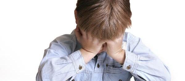 Les facteurs de stress de l'enfant