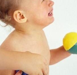Les pleurs de bébé en question