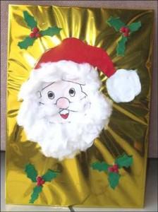 Portrait du Père Noël