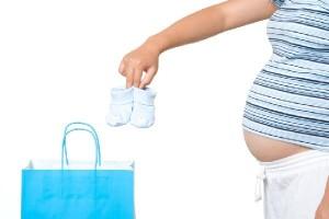 Préparer sa valise de maternité