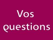 Vos questions - S'instuire