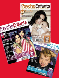 La collection des PsychoEnfants