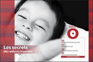 Les secrets des enfants heureux