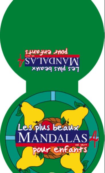 Mandala volumes 4 – vert