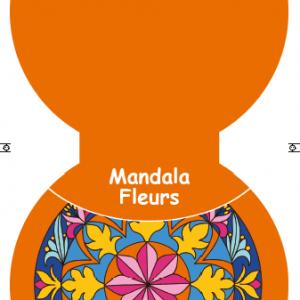 Mandala volumes 8 - fleurs