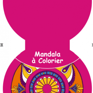 Mandala volumes 9 - symbole