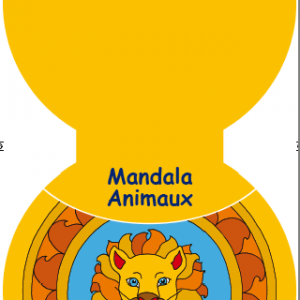 Mandalas volume 7 : Animaux