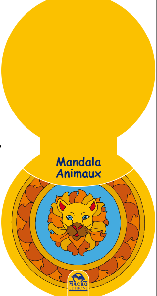 Mandalas volume 7 – animaux