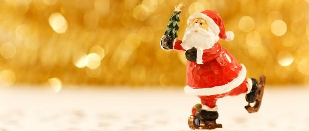 La vie secrète du Père Noël
