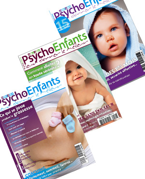 Pack développement de bébé – PsychoEnfants